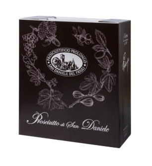 Prosciutto di San Daniele Prolongo confezione regalo