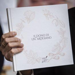 """Libro """"il dono di un artigiano"""""""